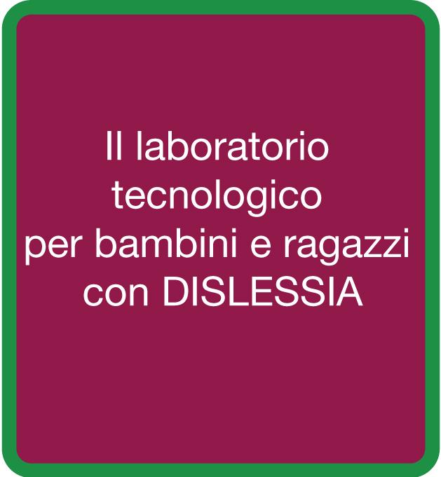 pulsante laboratorio aafds dislessia