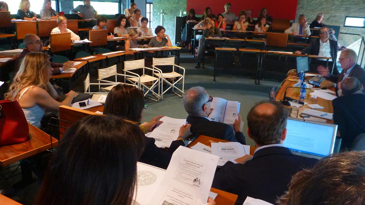 Convegno Università di Parma