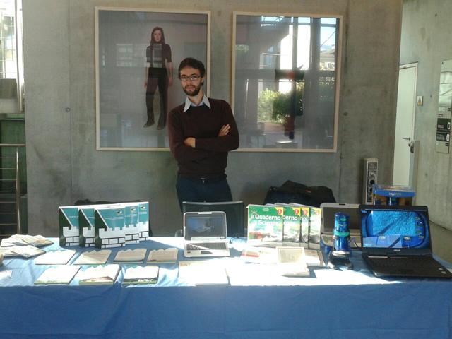 Giornate delle scienze 2012