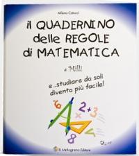 Quadernino delle regole di matematica