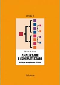 Analizzare e schematizzare - Secondo livello