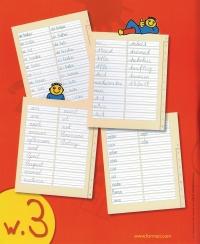 Quaderno di scrittura W.3