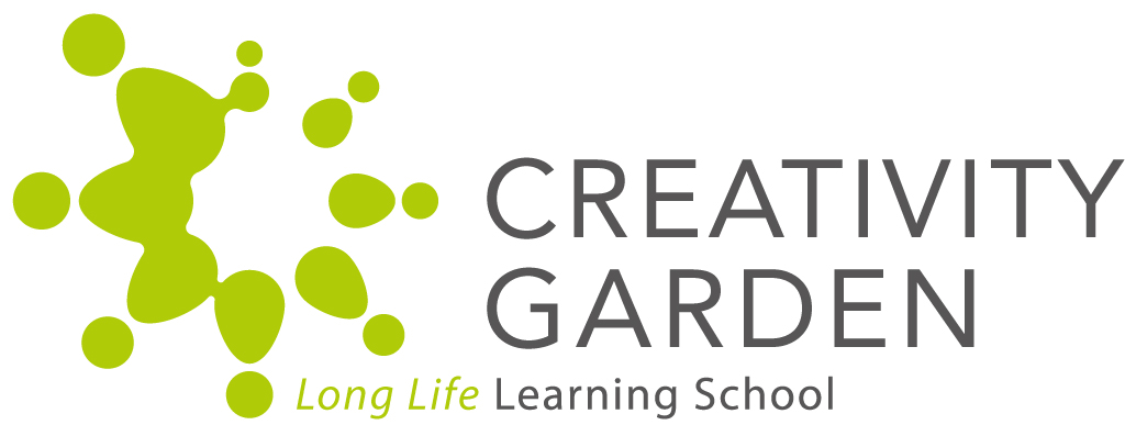 logo creativity garden