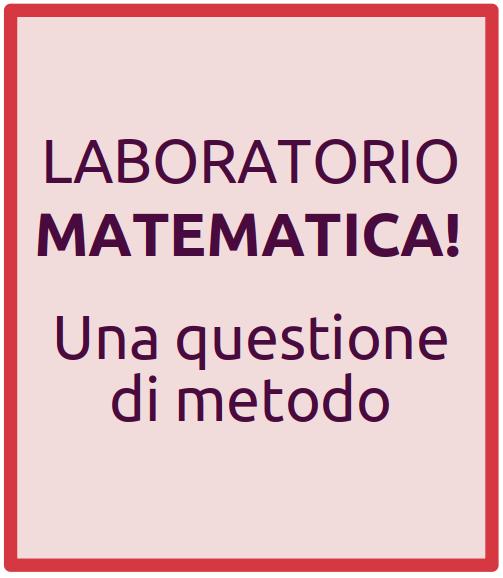 pulsante laboratorio matematica
