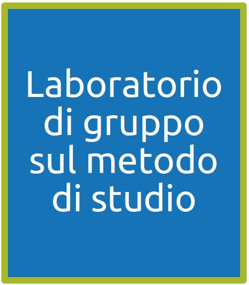 pulsanti laboratorio gruppo