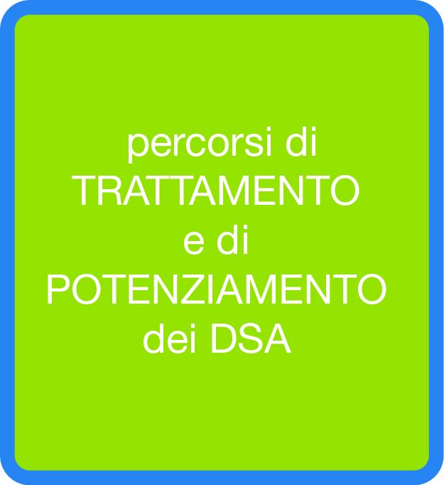 pulsante pontenziamento DSA