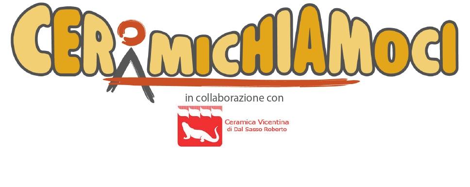 """Corso di formazione """"Ceramichiamoci"""" ott 2019 - mar 2020 a Vicenza"""